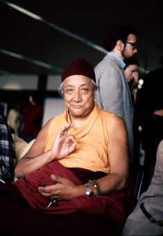 """There is no emotion that you cannot be rid of, because emotions are simply thoughts, and thoughts are just like the wind moving through the empty sky. There is nothing to them."" ~ H.H. Dilgo Khyentse Rinpoche"