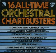 In-Flight Entertainment: 16 All-Time Orchestral Chartbusters (1973)