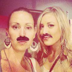 Mustache Bash, OKC.