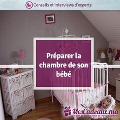 Préparer la chambre de son bébé Ainsi, Creations, Home Decor, Dance Floors, Birth, Tips, Bedroom, Decoration Home, Room Decor