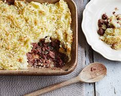 Enjoy a hearty comfort food with James Martin's recipe for a family favourite, combining fried corned beef with mashed potato  More comfort food recipes
