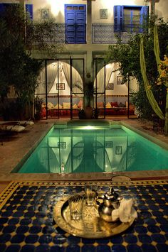Riad des cigognes 2 by laurentlouis46, via Flickr