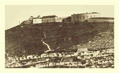 1900 körül. Gellérthehy, Tabán, Citadella. Hungary, Budapest, Monument Valley, Paris Skyline, Country, Nature, Travel, Naturaleza, Viajes