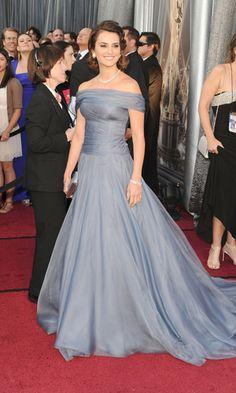Penelope Cruz de Giogio Armani