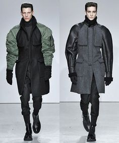 Juun.J FW 2013-14 Paris Fashion Week