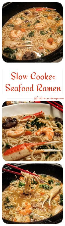 Throw away the package ramen! This homemade recipe is healthy, versatile and super easy.