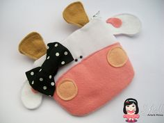 Cow for Kendell - link is no longer active, but project is cute :)