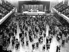 From the Archives: 1939 President's Birthday Ball at Omaha's City Auditorium
