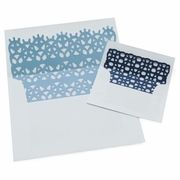 Doily Envelope Liners - QuicKutz Cookie Cutter™ Dies