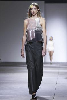 Fashion East Ready To Wear Spring Summer 2015 London