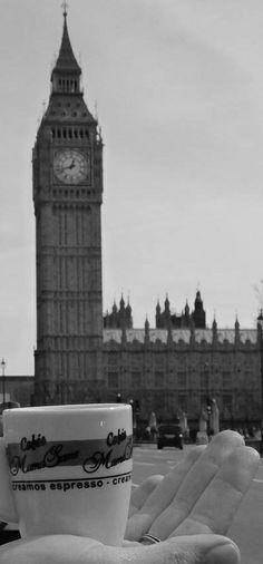 La taza viajera nos recomienda… #Londres , una de las ciudades más visitadas del mundo debido a su carácter especial y cosmopolita. #london