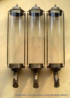 STUDIO NIOTIS: Vintage Coffee Bean Silo , Vintage εξοπλισμός παρα...