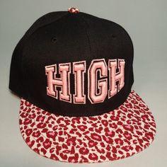 highstandardclothing.com - Leopard Pink HIGH Snap Back, $25.00 (http://www.highstandardclothing.com/leopard-pink-high-snap-back/)