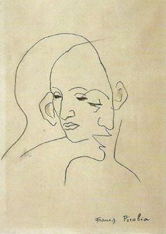 Francis Picabia - Transparence 1930