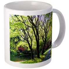 A Stroll in the Park Mugs