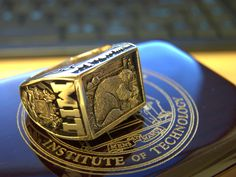 mit brass rat | MIT Brass Rat! School Rings, Massachusetts Institute Of Technology, Rats, Class Ring, Rings For Men, College, Inspired, Lifestyle, Google Search