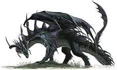 Norwegian Ridgeback Dragon