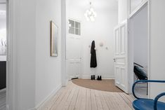 Minimalist Swedish Apartment Chalmersgatan 16, Gothenburg • Design. / Visual.