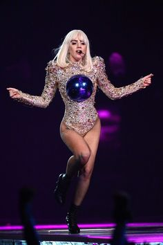 Tour opener: Lady Gaga hit the stage on Sunday to launch her ARTPOP Ball tour in Florida Lady Gaga Artrave, Lady Gaga Artpop, Lady Gaga Outfits, Sin City 2, Lady Gaga 2014, Jennifer Lopez, Mtv, Lady Gaga Pictures, We Will Rock You