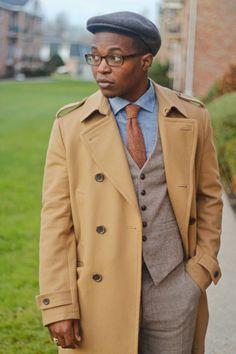 MNSWR MEN: Mr Akil McCloud - http://www.mnswr.com/mnswr-men-mr-akil-mccloud/ Menswear style inspiration || #menswear #mensfashion #mensstyle #style #sprezzatura #sprezza #mentrend #menwithstyle #gentlemen #bespoke #mnswr #sartorial #mens #dapper