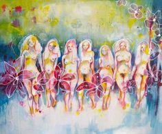 LA  GRAN  TRIBU  DE  LA  PACHAMAMA  Sin importar nuestras diferencias… Ni nuestros caminos elegidos.. Sobre la piel sagradisima de nuestra madre caminamos miles de mujeres…