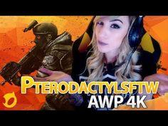 Nice AWP 4K Edit Featuring Pterodactylsftw (ESEA Rank A Footage)