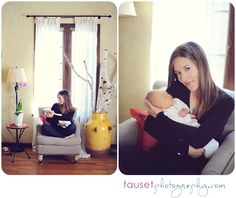 Newborn photography ideas, lifestyle newborn shoot
