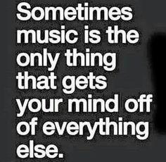 Music saying