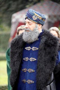 Sultan Süleyman (Halit Ergenç) - Muhteşem Yüzyıl 122. Bölüm Fotoğrafları