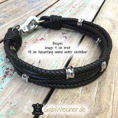 Hundehalsband Luxus mit Ohrtunnel Leder in Braun oder Schwarz. Hundehalsband aus Nappaleder für große Hunde ca. 3,5 cm breit, dekoriert mit 5 hochwertigen Hexagon Ohrtunnel aus Chirurgenstahl.