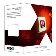 AMD Black Edition Unlocked Socket CPU for sale online Cool Retail, Retail Box, Gaming Pc Build, Memoria Ram, Intel Processors, Black Edition, Computer Accessories, Quad, Core