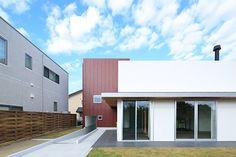 bound_design 七川淳建築設計事務所 | 「 White Rainbow -白虹- 」一般住宅設計/七川 淳 | 宮崎県 | 建築家WEB|japan architects