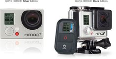 Unveiled: New GoPro HERO3+ Cameras, Mounts, and Accessories | BH inDepth