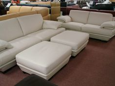 Furniture Simple White Leather Sofa Color Design Ideas Determining the Stunning Sofa for Sale With the Original Leather Material