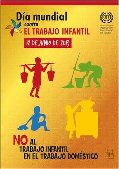 Actividades para Educación Infantil: DÍA MUNDIAL CONTRA EL TRABAJO INFANTIL 2013