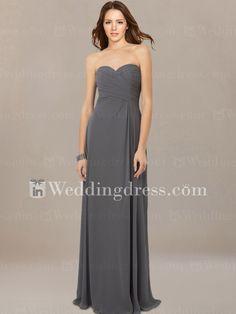 Chiffon beach wedding bridesmaid dresses on trend come. Size 0-26W, buy now! $122