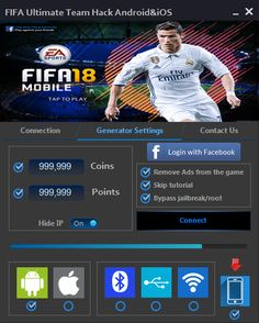 Fifa 18 Hack Free Coins and Points Free Coins and Points - Fifa 18 cheats Fifa - Fifa mobile hack - Fifa Games, Team Games, Fifa 1, Jeux Xbox One, Point Hacks, Free Episodes, Website Features, World Football, Test Card