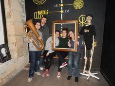 Les SM (Science Musicologie !) ont triomphé de Bastille en 54 minutes, on les attend très prochainement à Elyseum ;)