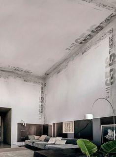 Loftgestaltung Wall And Deco Http://www.malerische Wohnideen.de/