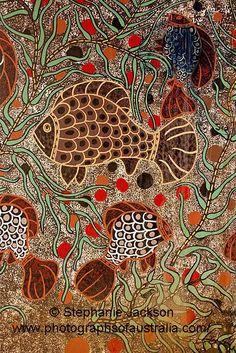 australian aboriginal art | Photo of Australian Aboriginal Art - Picture of Traditional Painting