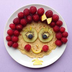 Pannekake-frokost☺️ Pancake-breakfast☺️