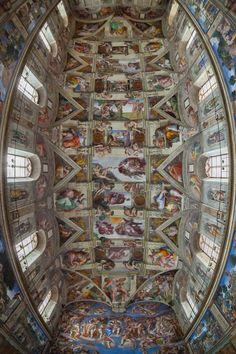 Masterpiece by NEOkeitaro La Cappella Sistina - Sistine Chapel in Vatican City 15 August 1483                                                                                                                                                                                 Más