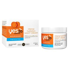 Yes To Carrots Fragrance Free Ultra Hydrating Ni... : Target