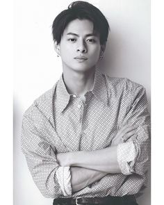 Kaito, Actors & Actresses, Men Casual, Black And White, Guys, Mens Tops, Prince, Wallpaper, Boyfriends