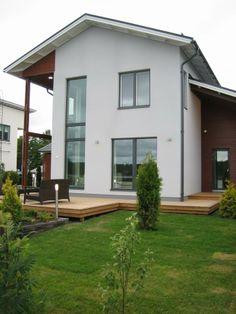 Hartmankoti - Messutalo Purje - Vaasan asuntomessut 2008