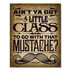 Class+Mustache
