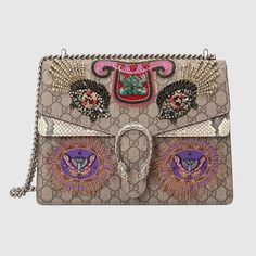 d7211eda6c45 GUCCI Dionysus Gg Supreme Shoulder Bag.  gucci  bags  shoulder bags  hand