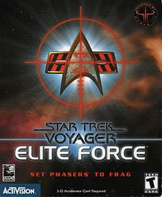 Great first person Star Trek universe game.