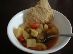 Vegetable Stew (in a slow cooker)