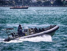 Royal New Zealand Navy RHIB Displays.        Auckland Anniversary Day Regatta & Tugboat Race 2016. Part IV ... 17  PHOTOS        ... Auckland's 176th birthday celebrate with activities and entertainment for all ages        More details:         http://softfern.com/NewsDtls.aspx?id=1069&catgry=7